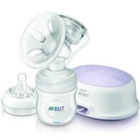 Máy hút sữa bằng điện và pin Philips AVENT SCF332/01