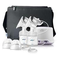 Máy hút sữa điện đôi Philips AVENT SCF334/02