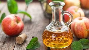 giấm táo - giảm tình trạng viêm tuyến vú